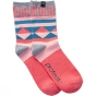 Product image of Protest Second Lifestyle Sock Flame Red