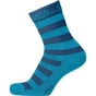 Product image of Jack Wolfskin Kids Casual organic Classic Sock (Twin Pack) Ocean Wave
