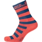 Product image of Jack Wolfskin Kids Casual organic Classic Sock (Twin Pack) Hot Coral