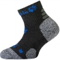 Product image of Jack Wolfskin Kids Hiking Pro Low Cut Sock Dark Grey