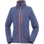 Product image of Columbia Kids Fast Trek II Full Zip Bluebell / Hot Coral