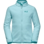 Product image of Jack Wolfskin Girls Arctic Wolf Nanuk Jacket Mineral Blue/Spearmint