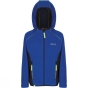 Product image of Regatta Kids Whinfell Full Zip ll Fleece Surfspary Blue/Ash