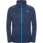 Product image of The North Face Kids Canyonlands Full Zip Jacket Cosmic Blue Heather