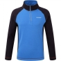 Product image of Craghoppers Boys Union Half Zip Sport Blue/Dark Navy