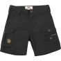 Product image of Fjallraven Kids Vidda Shorts Dark Grey/Black