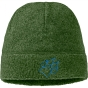 Product image of Jack Wolfskin Kids Caribou Cap Deep Forest/Brilliant Blue