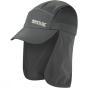 Product image of Regatta Kids Protector Hat Seal Grey
