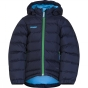 Bergans Kids Down Jacket Navy / Dark Timothy