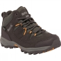 Product image of Regatta Kids Holcombe Mid Boot Briar/Inca Gold