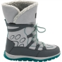Jack Wolfskin Girls Rhode Island Texapore High Boot Alloy