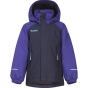 Bergans Kids Storm Insulated Jacket Lavender / Navy