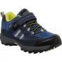 Product image of Regatta Kids Trailspace 2 Low Shoe Navy/Neon Spring