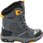 Jack Wolfskin Boys Snow Ride Texapore Boot Burly Yellow Xt