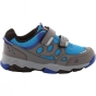 Jack Wolfskin Kids Mtn Attack 2 Low VC Shoe Brilliant Blue