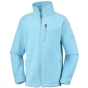 Product image of Columbia Youths Fast Trek II Full Zip Age 14+ Clear Blue / Miami