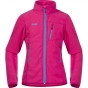 Bergans Youths Runde Girl Jacket Hot Pink / Cerise
