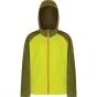 Product image of Regatta Kids Upflow Jacket Age 14+ Lime Zest / Calla Green