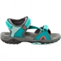 Product image of Jack Wolfskin Girls Lakewood Ride Sandal Pool Blue