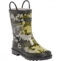 Regatta Kids Minnow Welly Ash/Rock Grey