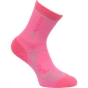 Product image of Regatta Kids 2 Season Trek and Trail Sock Raspberry Rose/Jem