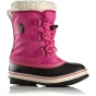 Product image of Sorel Youths Yoot Pac Nylon Boot Age 14+ Haute Pink