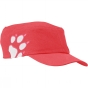Product image of Jack Wolfskin Kids Companero Cap Hibiscus Red