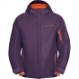 Product image of Vaude Girls Matilda Jacket Elderberry