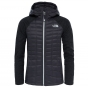 Product image of The North Face Girls Thermoball Arcata Hoodie Age 14+ Graphite Grey