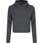 Product image of Dare 2 b Girls Preconceive Hoodie Charcoal Grey Marl