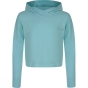 Product image of Dare 2 b Girls Preconceive Hoodie Age 14+ Aruba Blue Marl