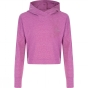 Product image of Dare 2 b Girls Preconceive Hoodie Age 14+ Camellia Purple Marl