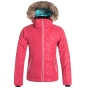 Product image of Roxy Girl's Jet Ski Solid Jacket Paradise Pink