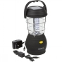 Product image of Regatta Helia 36 Solar Lantern Black