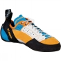 Product image of Scarpa Mens Techno X Shoe Blue/Grey/Yellow