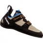 Product image of Scarpa Mens Velocity V Climbing Shoe Sand/Blue