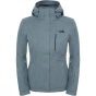 The North Face Womens Ravina Jacket TNF Med Grey Heather