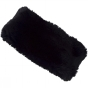 Women's Wide Faux Fur Headband