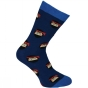 Product image of Dare 2 b Kids Footloose III Ski Sock Laser Blue