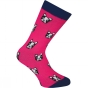 Product image of Dare 2 b Kids Footloose III Ski Sock Cyber Pink