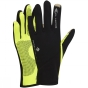 Product image of Ronhill Sirocco Glove Black/Fluo Yellow