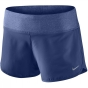 Product image of Nike Womens Rival Short DEEP ROYAL BLUE/REFLECTIVE SILVER