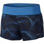 Product image of Nike Nke Womens Flex Running Short BLACK/DEEP ROYAL BLUE/REFLECTIVE SILV