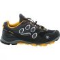 Jack Wolfskin Mens Trail Excite Texapore Low Shoe Phantom/Burly Yellow