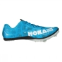 Hoka One One Mens Rocket MD Shoe Cyan / White