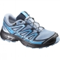 Salomon Women's Wings Flyte 2 GTX Windy Blue / Black