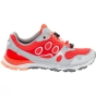 Jack Wolfskin Womens Trail Excite Low Shoe Hot Coral
