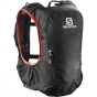 Product image of Salomon Skin Pro 10 Set Black / Bright Red