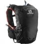 Product image of Salomon Skin Pro 15 Set Black / Bright Red