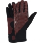 Product image of Ronhill Womens Wind Block Glove Black/Hot Pink